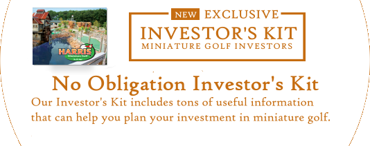 mini golf investor kit