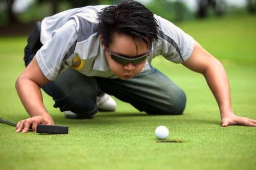 avid mini golfer