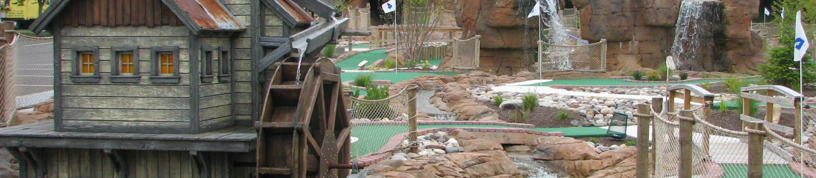 hole 3 mini golf course design nj