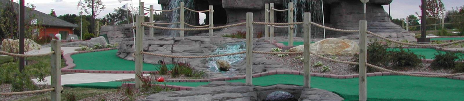 hole 6 mini golf course design