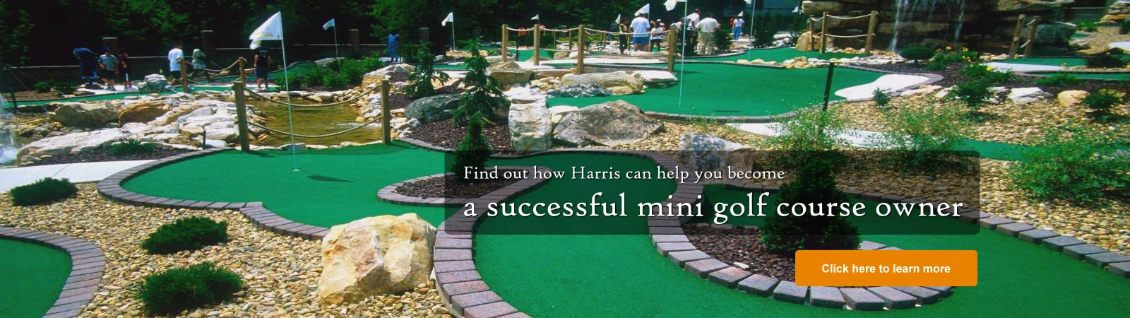 mini golf owner program md