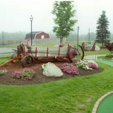 farm theme mini golf