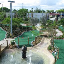 fountains streams mini golf