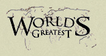 worlds greatest mini golf logo