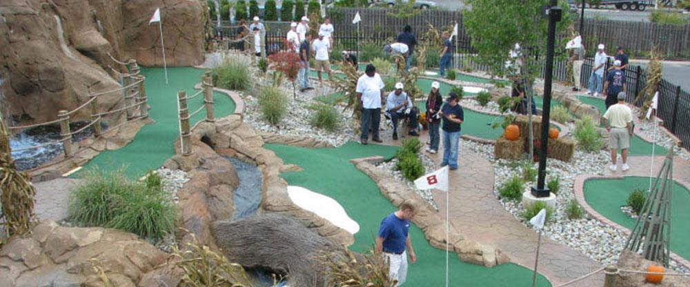 Mini Golf Course Design Considerations