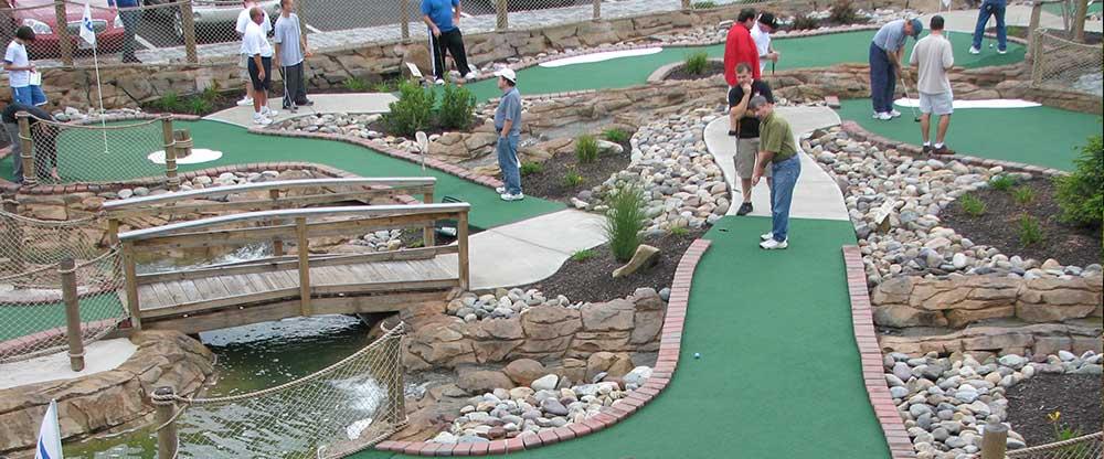 Brainstorming Your Mini Golf Course Design